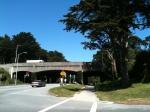 Turister i Golden Gate Park.