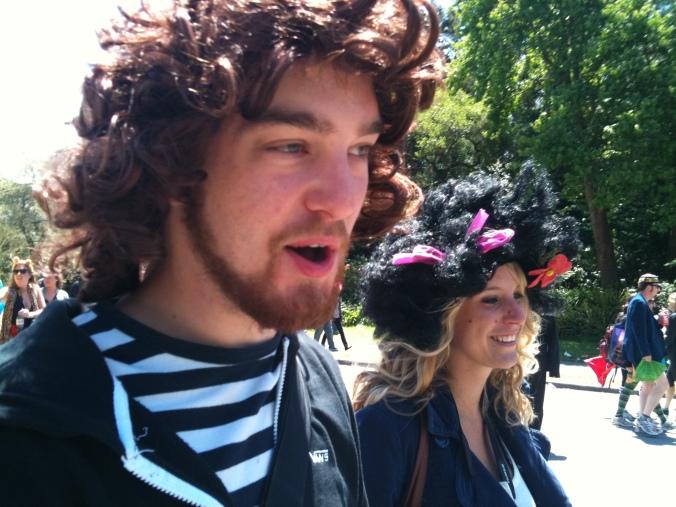 Christian og Luise
