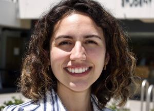 Liliana Iglesias, studevejleder på UC Berkeley